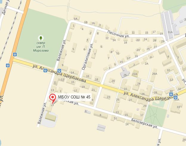 Смотреть на Яндекс-карте